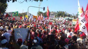 Rio16: Proteste an der Eröffnungsfeier und Temer blamiert