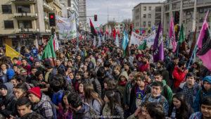 Voces sobre la mesa: movilización entorno a la educación (Honduras, Panamá y México)