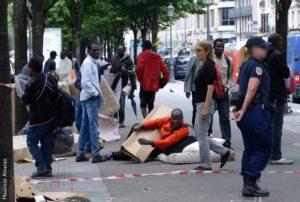 Accueil des migrants à Paris : Où sont passées les valeurs d'Egalité et de Fraternité?