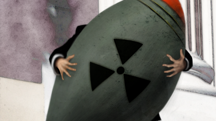 """Carlos Umaña """"Los países de Latinoamérica han conformado la región más progresista en lo que es el desarme nuclear"""""""