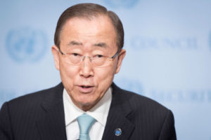 Electing a new UN chief: a woman, an East European or who?