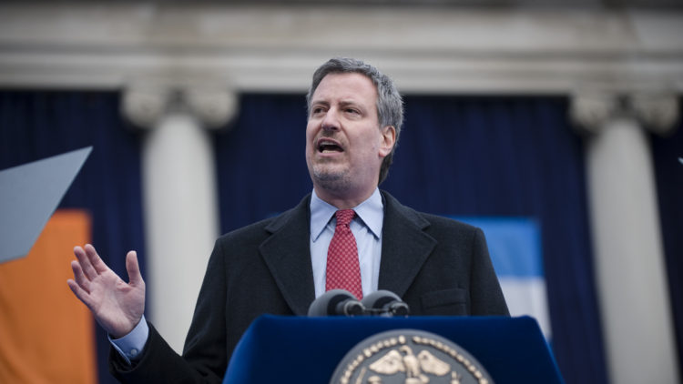 Statement from Mayor Bill de Blasio on Historic Colombian Peace Agreement