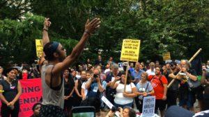 Wave of occupations marks step forward for Black Lives Matter