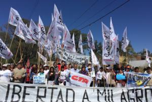 Argentina: Comenzó la Marcha Federal que el viernes concluye en Plaza de Mayo