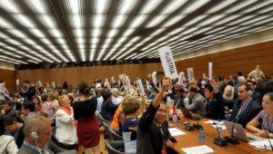 UN-Mehrheit will 2017 Atomwaffen-Verbot verhandeln