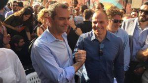 Neapels Bürgermeister tritt DiEM25 bei