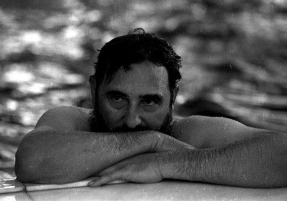 Nadar con noventa años