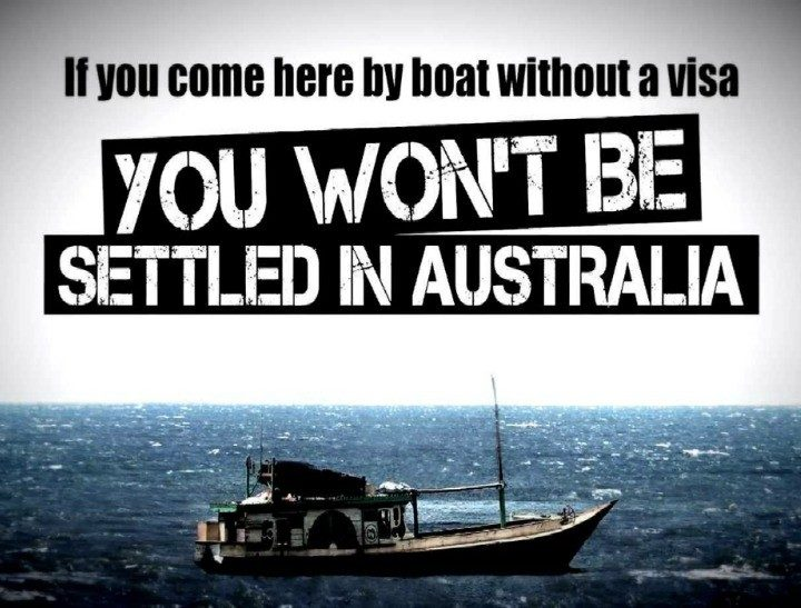 No Way AU Immigration