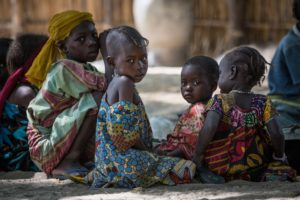 Lake Chad Basin: 2,5 million Children Displaced, Trapped – UNICEF