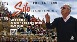 Multi Award Winning Documentary Silo, A Spiritual Path—Premieres in Madrid