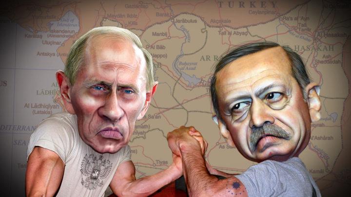 Erdogan y Putin, hacen las paces dos varones de la guerra
