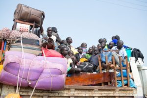 South Sudan Exodus: 900,000 Refugees in 2,5 Years