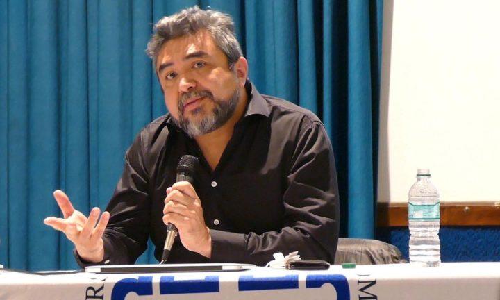 Cristian Alarcón: «La corrección política es enemiga del periodismo»