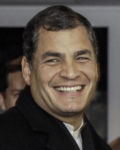 Ecuador's Correa: it's neoliberalism, not socialism that has failed