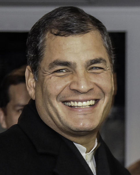 Ecuador's Correa: it's neoliberalism, not socialism that has failed