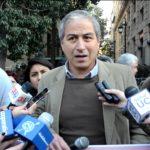 Mario Aguilar participa en acto para exigir desechar plan que elimina Filosofía de colegios
