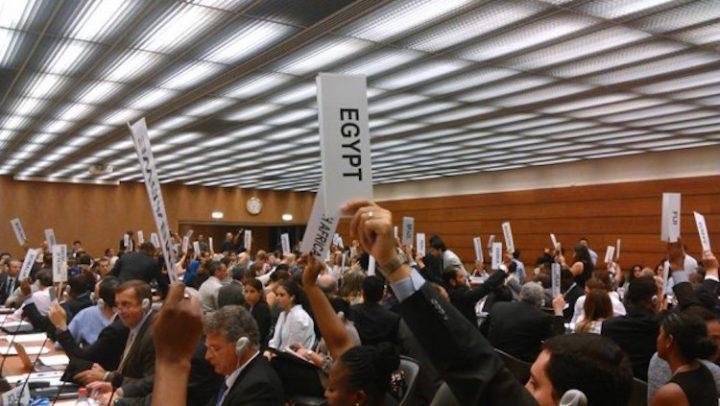 100 députés et sénateurs français demandent un référendum pour l'abolition des armes nucléaires