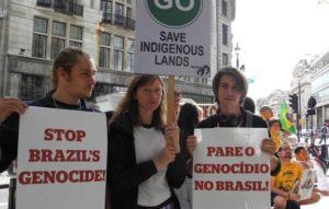 Il genocidio dei Guarani nel Brasile delle Olimpiadi