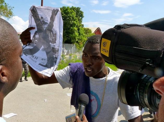 ONU admite responsabilidad en la epidemia de cólera de Haití