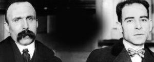 """""""Here's To You"""": 89 anni dopo, l'inno dei diritti umani per tutti i Sacco e Vanzetti di oggi"""