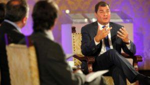 Rafael Correa diz que não será candidato à reeleição no Equador