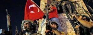 Lettre ouverte sur la tentative de coup d'État en Turquie