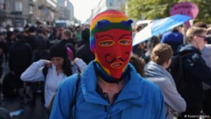 'Blockupy' protesters descend on Berlin