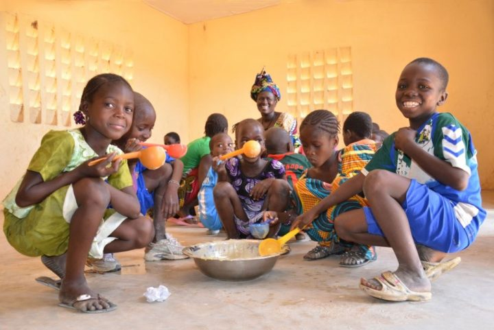 Just 48 Million Dollars Needed To Provide School Meals in West and Central Africa