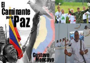 """""""Las víctimas de la guerra necesitamos el apoyo de todos los colombianos para la paz"""""""