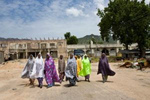 Fear and Shortages as Boko Haram Displaced Return to Ruins