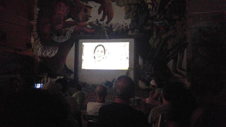 Acto Milagro Sala en Bcn 2016-09-08 03