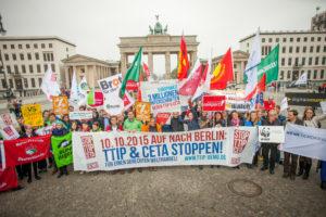 Nicht in falscher Sicherheit wiegen – am 17. September CETA und TTIP kippen!