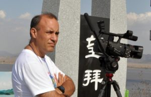 "Interview with Álvaro Orus, director of the film ""Beyond Revenge"""