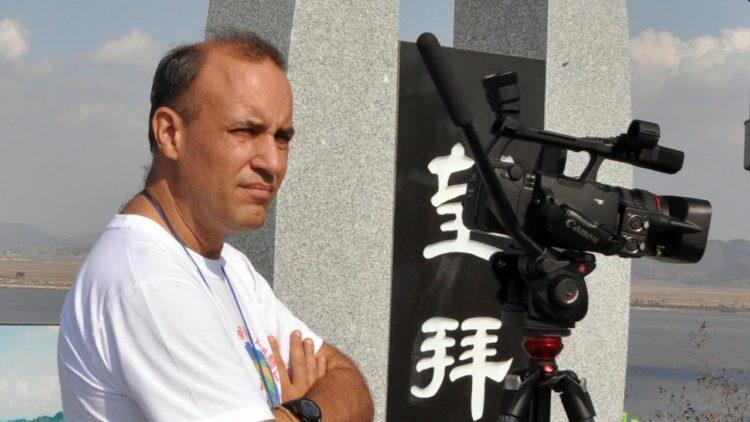 Entrevista a Álvaro Orus, director del filme 'Más allá de la venganza'