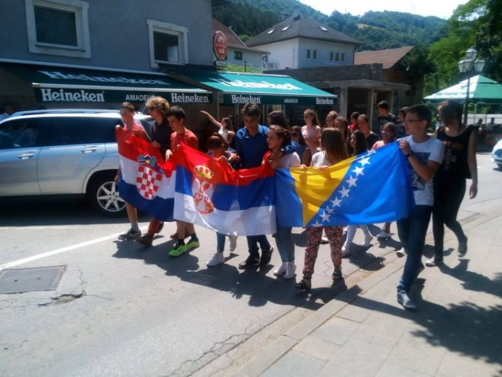 Student protest blocks ethnic segregation plan in Bosnia and Herzegovina