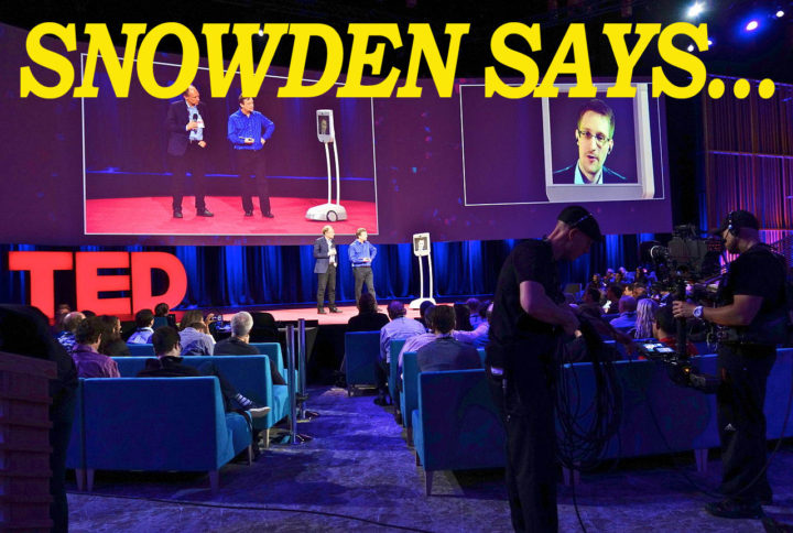 'Pardon Snowden' campaign takes off as Sanders, Ellsberg, and others join