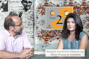 Raquel Garavito Chapaval on Face 2 Face