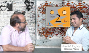 David Rojas on Face 2 Face