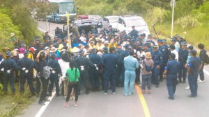 Japón: Veteranos por la Paz se unen a protestas contra base estadounidense en Okinawa