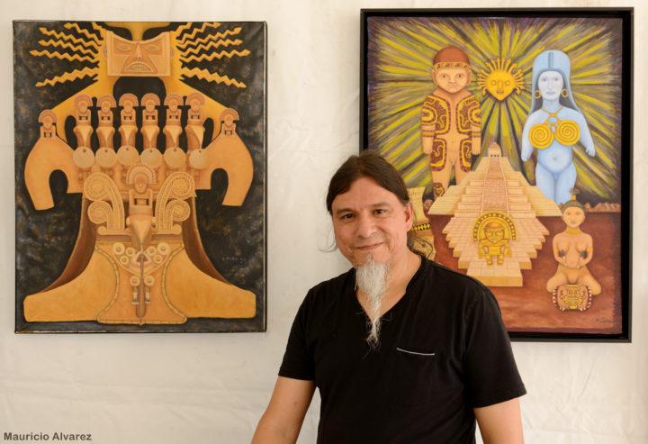 Hector Toro, un artiste peintre humaniste