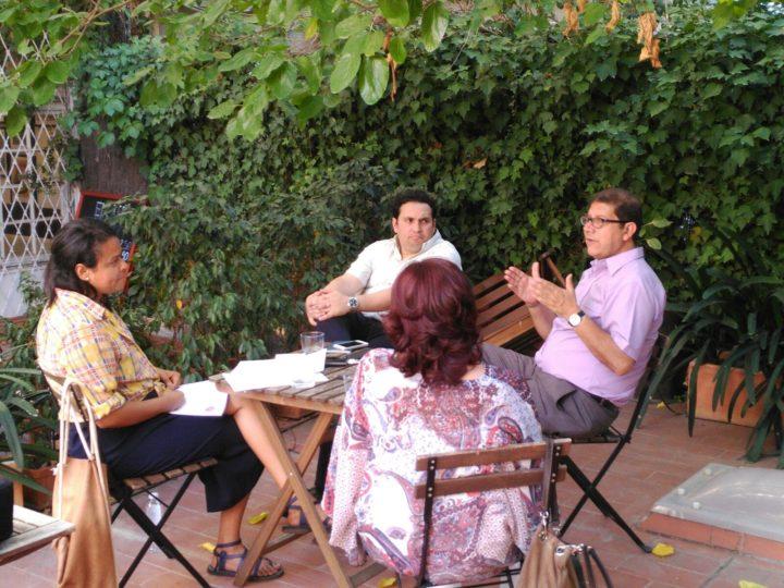 El camino de la paz y de la reconciliación en Colombia: Entrevista con representantes de la alcaldía de Medellín
