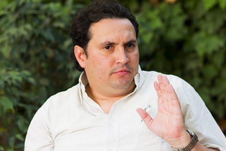 Mauricio Herrera, asesor de Política Pública de la Alcaldia de Medellín. Foto: Pedro Muñoz