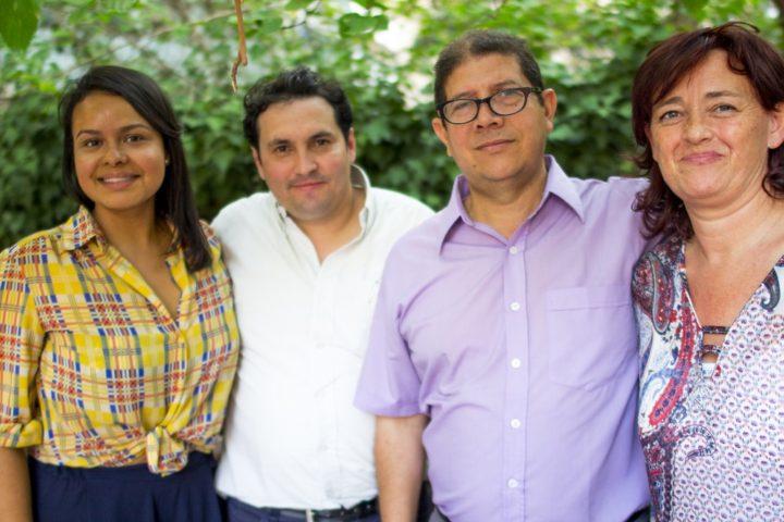 Entrevista en Barcelona sobre el Acuerdo de Paz en Colombia.