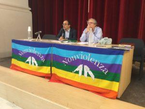 Palermo, incontro e proposte dei nonviolenti su Pace, difesa e sicurezza