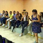 Badalona: Kali Zor acoge un intercambio juvenil centrado en la educación formal