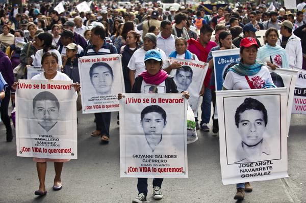 Messico, due anni dopo Ayotzinapa, Amnesty: negligente l'azione del governo sui diritti umani