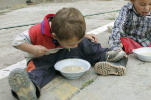 La huella del hambre