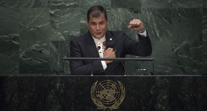 People key to Ecuador's Sustainable Development Goals
