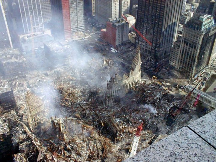 Veröffentlichung in Fachmagazin geht von kontrollierter Sprengung bei 9/11 aus