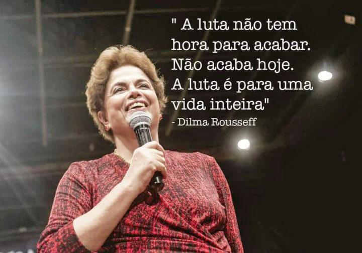 Carta da Frente Brasil Popular à Presidenta Legítima Dilma Rousseff